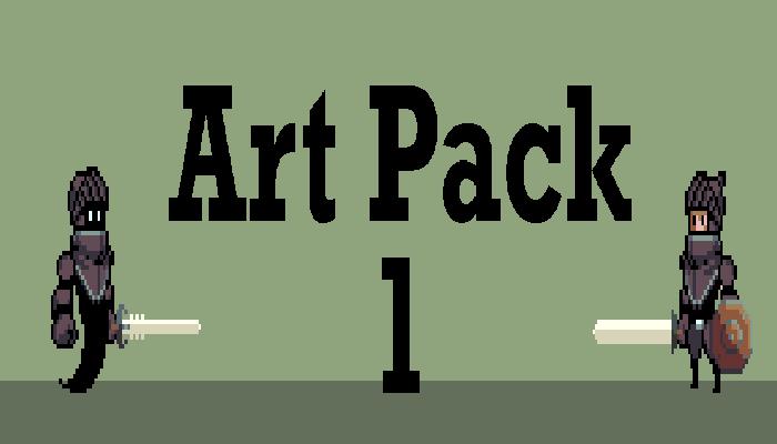 2-D Platformer Art Pack 1