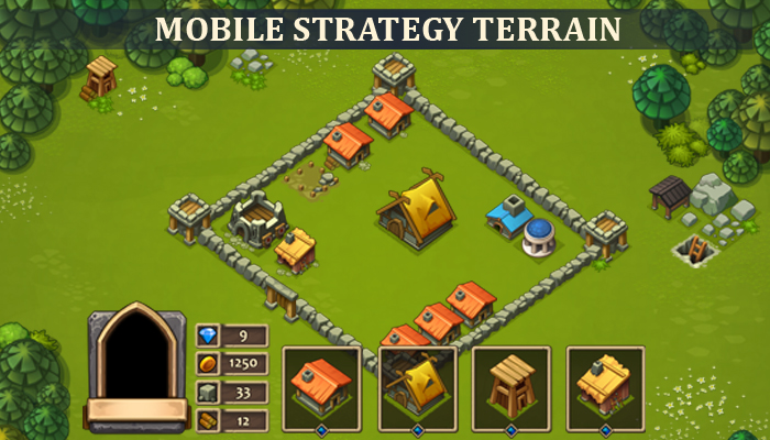 Mobile Strategy Terrain