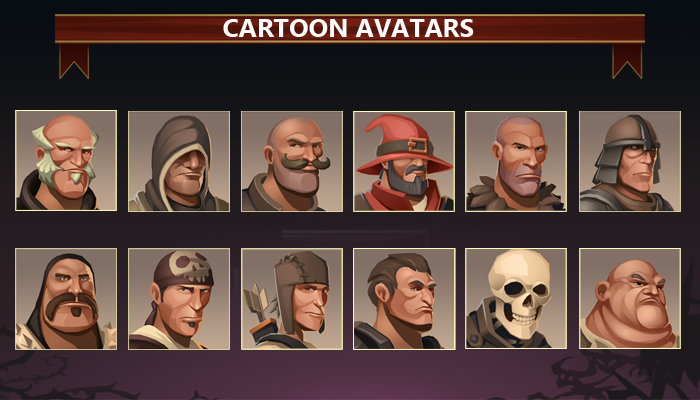 Cartoon Avatars