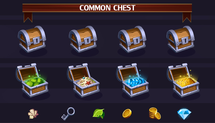 Common Treasure Chest