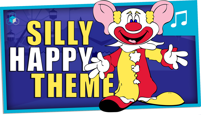 Silly Happy Theme – The Clown Dance