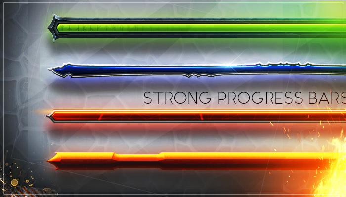 40 Progress Bars: INCREDIBLE PROGRESS