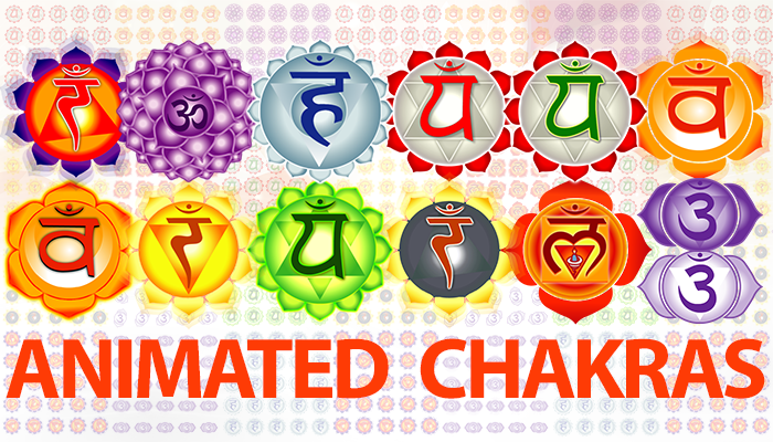 Animated Chakras