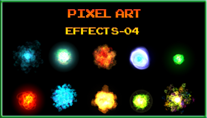 Pixel Art Effects-04