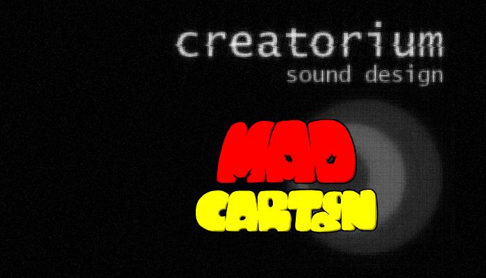 Creatorium soundbanks – Mad cartoon