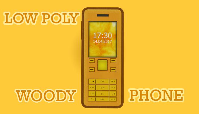 Woody Phone