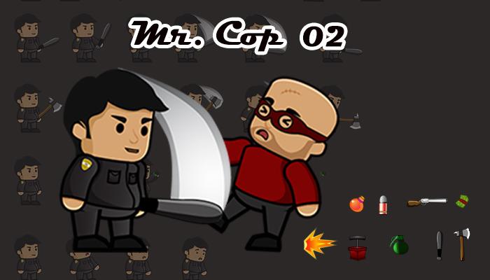 Mr. Cop 02