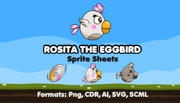 Rosita the Egg Bird
