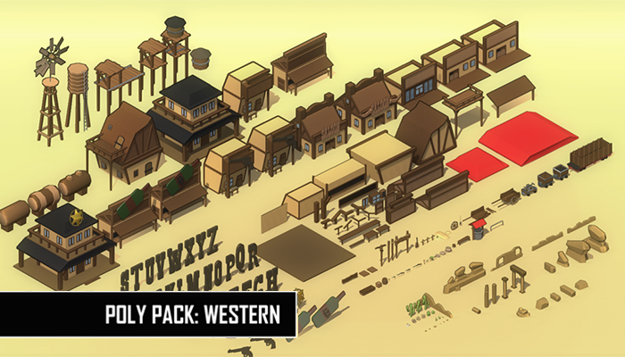 Poly Pack Western