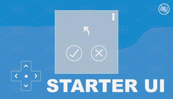 Starter User Interface – UI