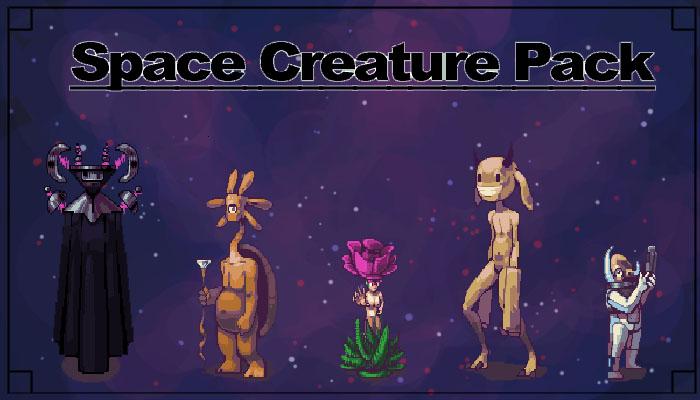 Creature Pack