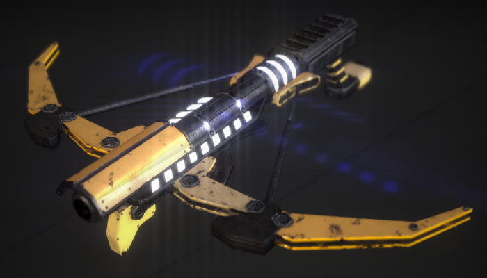Sci-Fi Crossbow