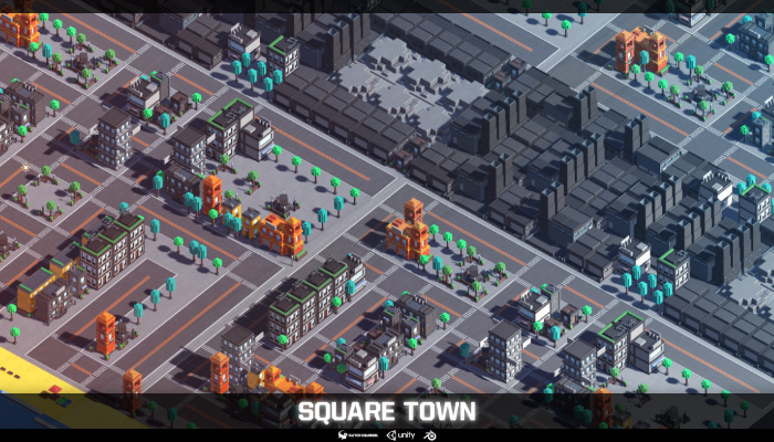 Square Town