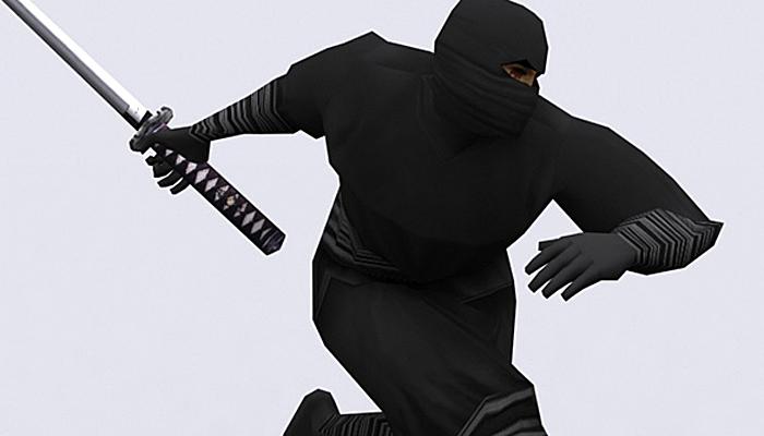 3DRT – Ninjas Pack