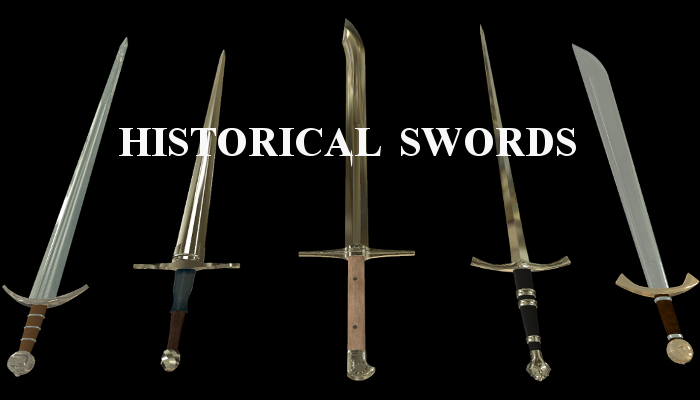 Historical Swords