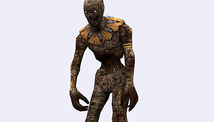3DRT – Mummies Pack