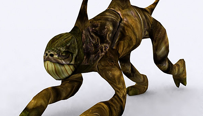 3DRT – Monster