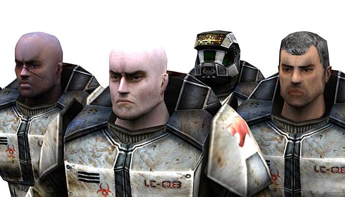 3DRT – Sci-Fi Elite Troopers