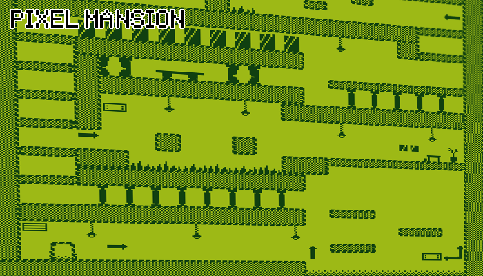 Pixel Mansion