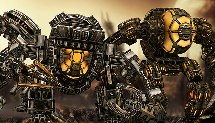 3DRT – Mech Robots Engineers