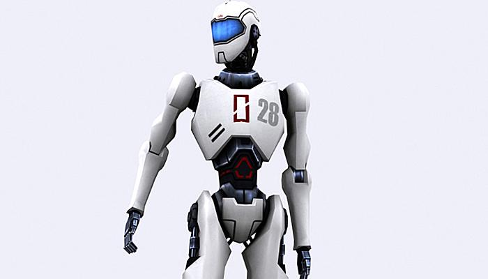 3DRT – iRobots Pack