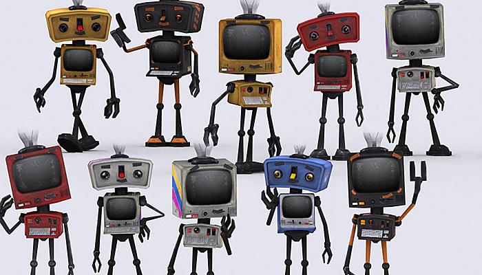 3DRT – Infobots