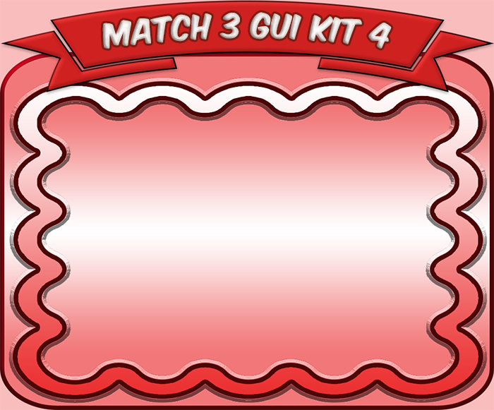 Match 3 GUI Kit 4