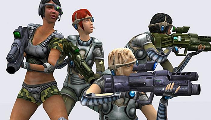 3DRT – Hitomi Elite Trooper