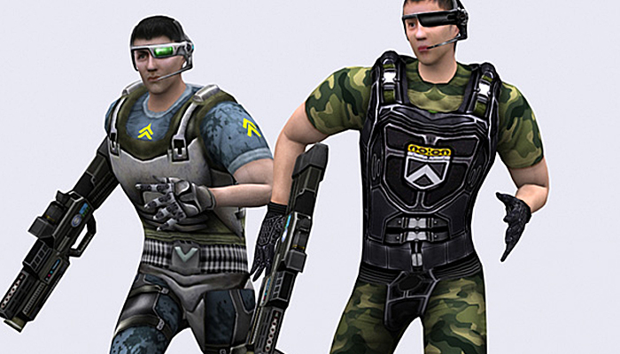 3DRT – Hiroshi Elite Trooper