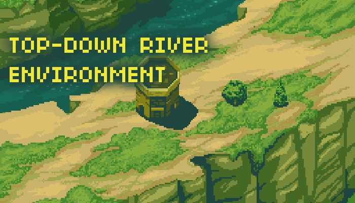 Top Down River Environment