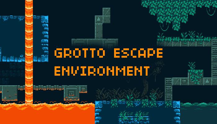 Grotto Escape II Environment