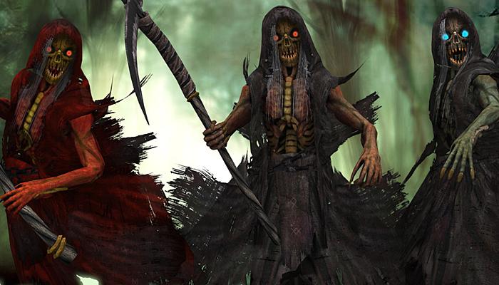 3DRT – Grim Reaper