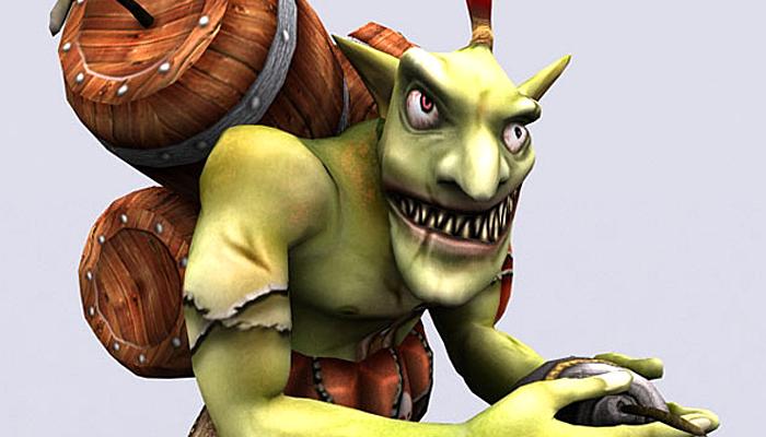 3DRT – Goblin Sapper