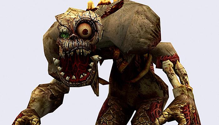 3DRT – Fantasy Ghouls Pack