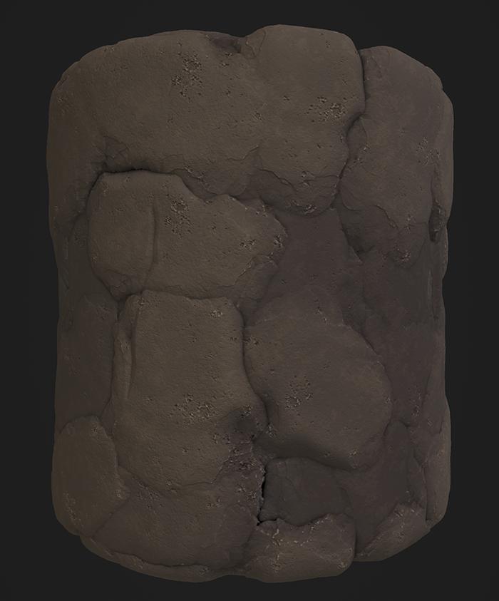Stylized Rocks 5