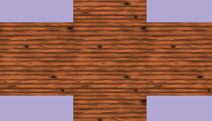 seamless wooden planks painting