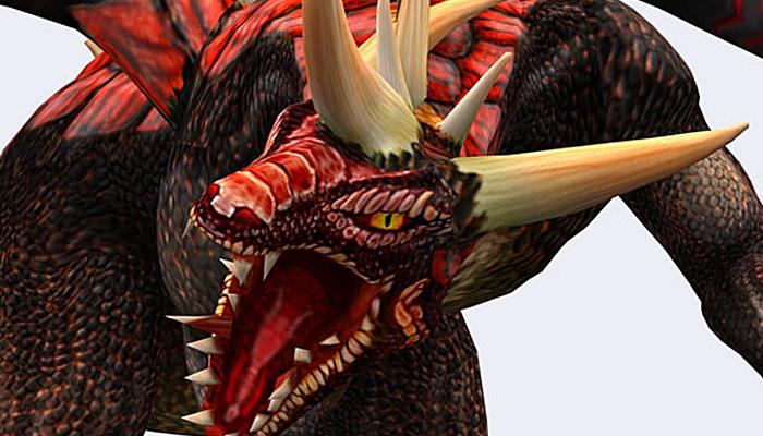 3DRT – Dragon