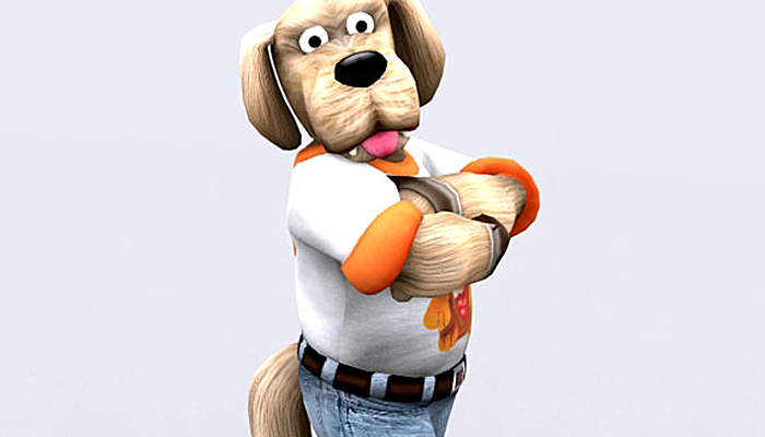 3DRT – Fantasy Doggy