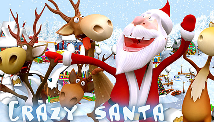 3DRT – Crazy Santa Bundle