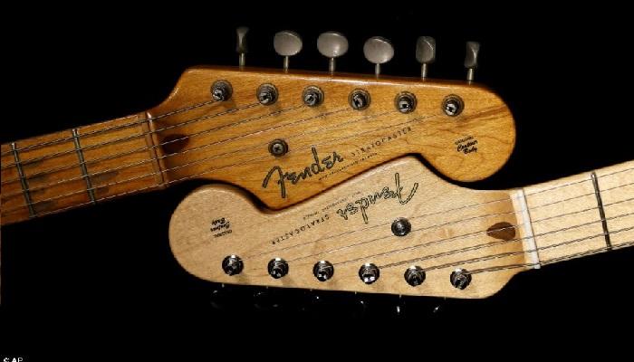 Rock Guitar Q – Short