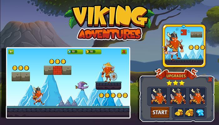 Viking Adventures Game