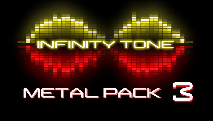 Infinity Tone Metal Pack 3