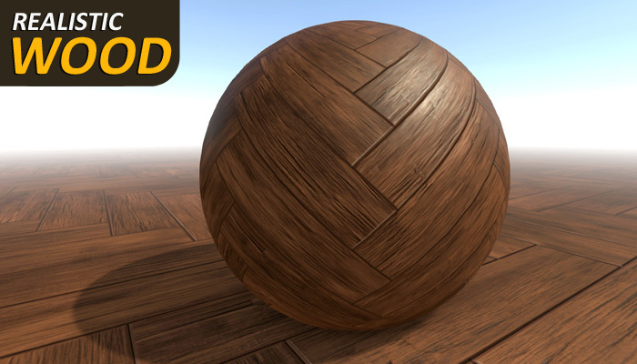 Realistic Wood Textures