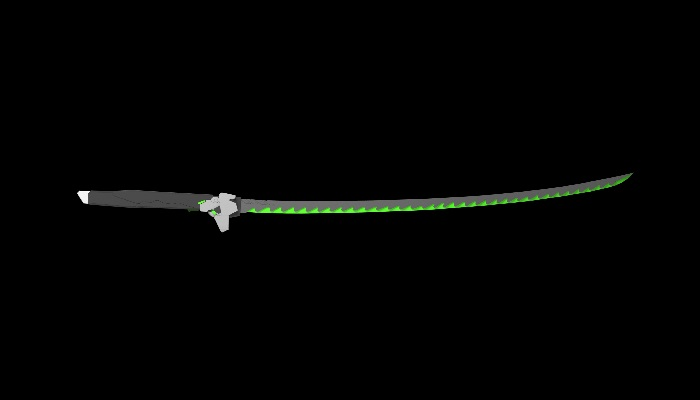 Genji Sword-Overwatch
