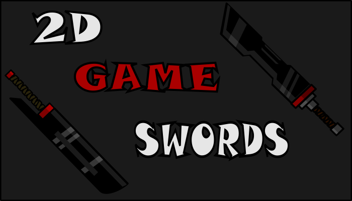 2D Game Swords