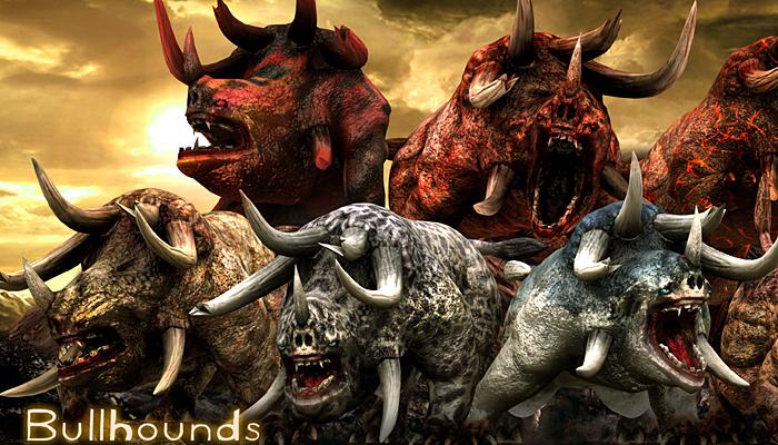 3DRT – Bullhounds