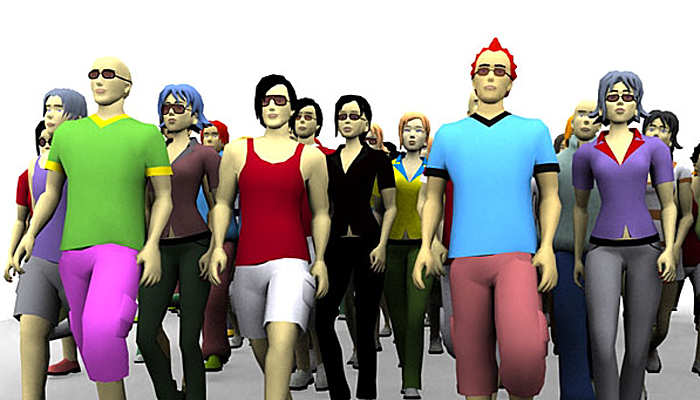 3DRT – 3D People Avatars
