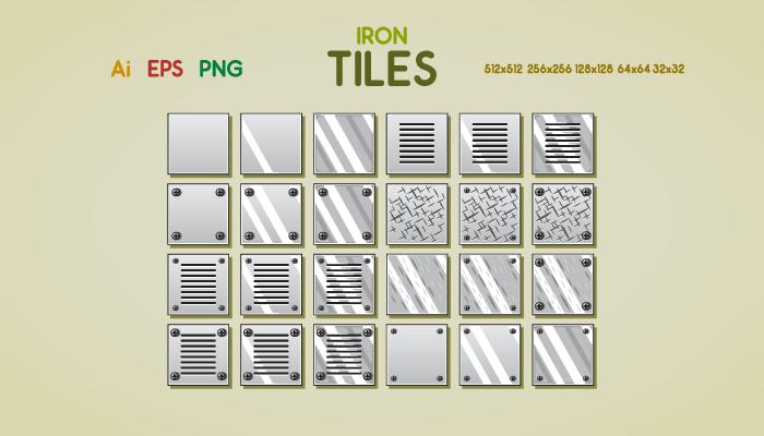 Iron Tiles