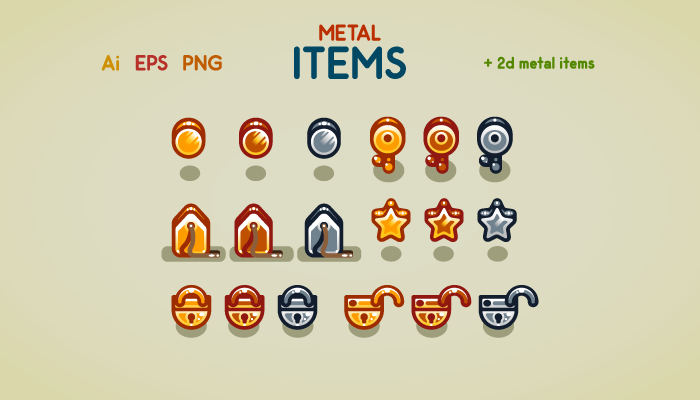 Metal Items