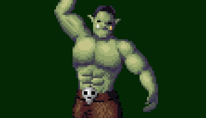 RPG Monster: Orc